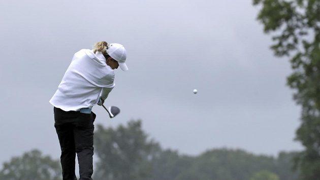 Světová jednička amatérského golfového žebříčku (WAGR) Francouzka Pauline Roussinová-Bouchardová si zahraje české mistrovství republiky amatérů ve hře na rány. (ilustrační foto)