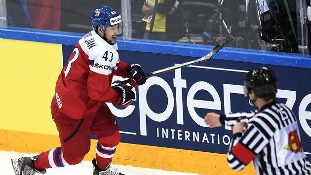 Jan Kovář je druhým nejproduktivnějším hráčem KHL.