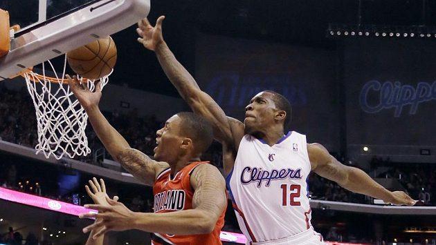 Clippers na své palubovce s Portlandem ani jednou neprohrávali.