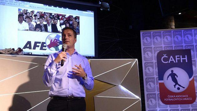Místopředseda španělské hráčské asociace AFE Jesus Diaz Peramos.