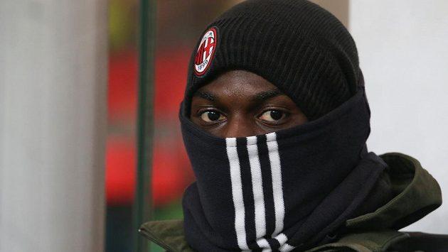 Mbaye Niang odchází z AC Milán hostovat do Watfordu.