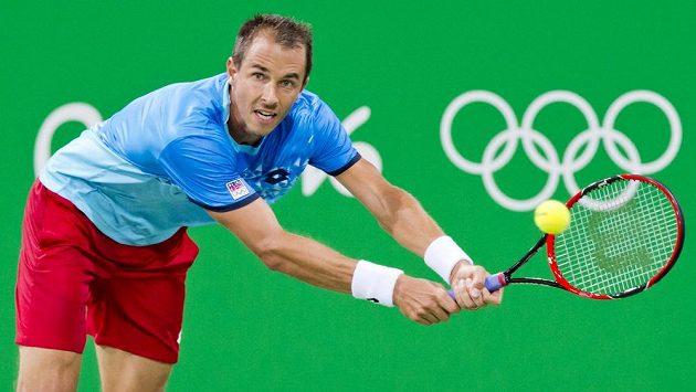 Lukáš Rosol má na US Open nejtěžšího protivníka - světovou dvojku Andyho Murrayho.