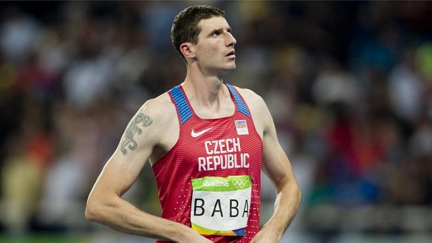 Výškař Jaroslav Bába se probil do finále.