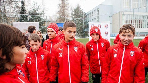 Na Vysočině funguje fotbalová akademie pro talentované hráče v Jihlavě.