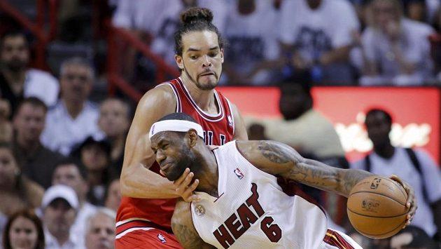 LeBron James byl zase k nezastavení.