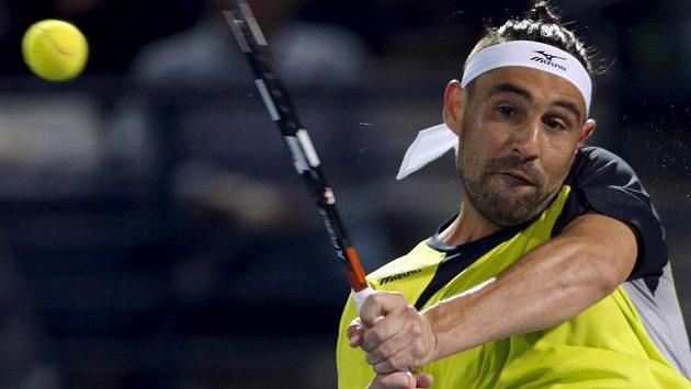 Kyperský tenista Marcos Baghdatis.