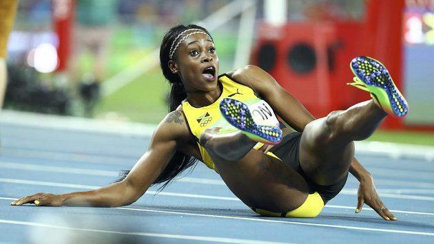 Jamajčanka Elaine Thompsonová po triumfu na stovce zkompletovala v Riu cenný double vítězstvím na dvojnásobné trati.