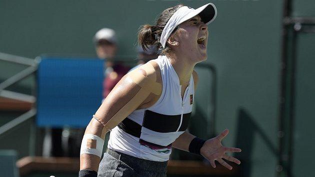 Bianca Andreescuová proti Češkám nenastoupí.