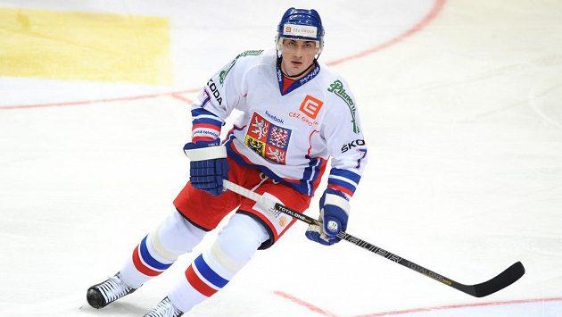 Tomáš Kaberle je jedním ze tří hokejistů, kteří olympijskou účastí napodobní své otce.