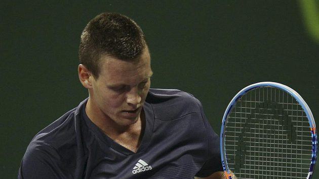 Tomáše Berdycha vyzve v prvním kole Australian Open Ind Yuki Bhambri.
