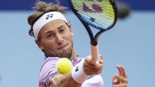 Norský tenista Casper Ruud.
