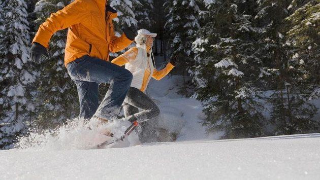 Pohyb na sněžnicích prohloubí vaši běžeckou zálibu.