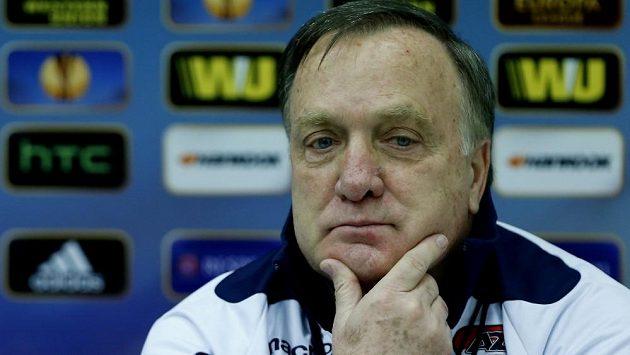 Slavný trenér Dick Advocaat