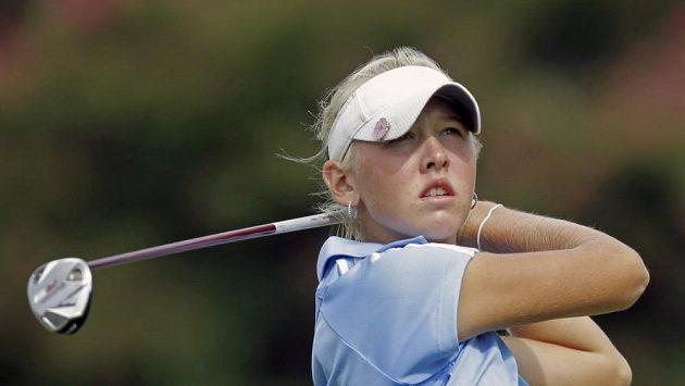Dcera bývalého tenisty Petra Kordy Jessica.