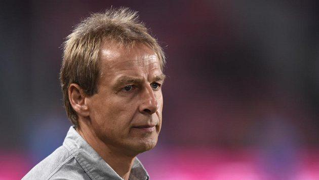 Jürgen Klinsmann během na archivním snímku.