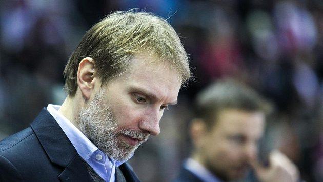 Hokejisty extraligového Hradce Králové povede v příští sezóně jako hlavní kouč Tomáš Martinec (na archivním snímku z 26. prosince 2015).