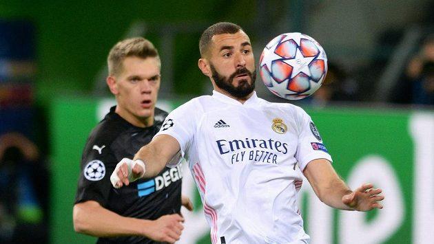 Sestřih zápasu Ligy mistrů Mönchengladbach - Real Madrid