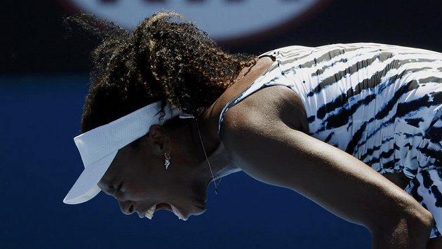 Americká tenistka Venus Williams (na snímku) vypadla na grandslamovém Australian Open už v prvním kole, nestačila na Rusku Makarovovou.