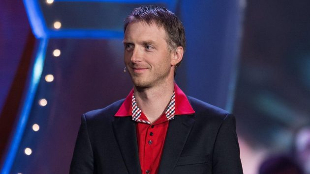 Šéftrenér biatlonové reprezentace Ondřej Rybář.