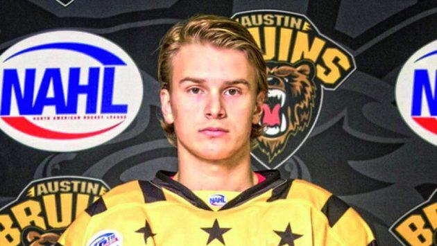 Jan Štefka hraje hokej od tří let a stal se mu osudným.