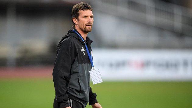 Trenér Jaroslav Hynek v Dukle skončil.