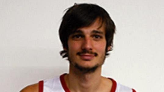 Basketbalista Svitav Jan Špaček