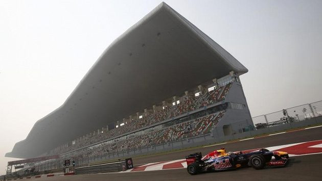 Sebastian Vettel má formu. Zužitkuje ji také ve Velké ceně Indie?