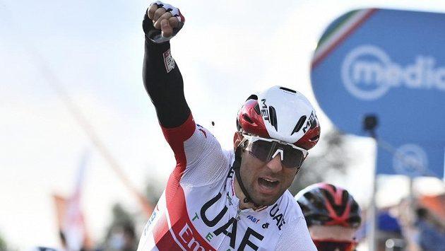 Diego Ulissi vyhrál 13. etapu Gira