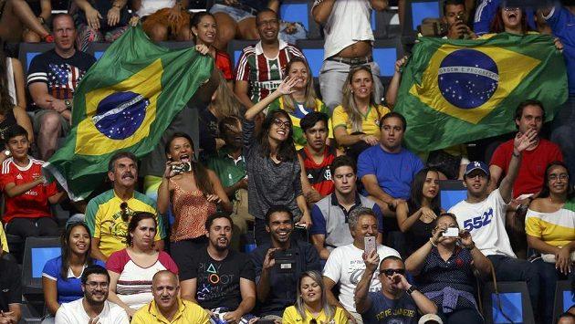 Brazilští fanoušci fair play moc neznají, mrzí Lavillenieho.