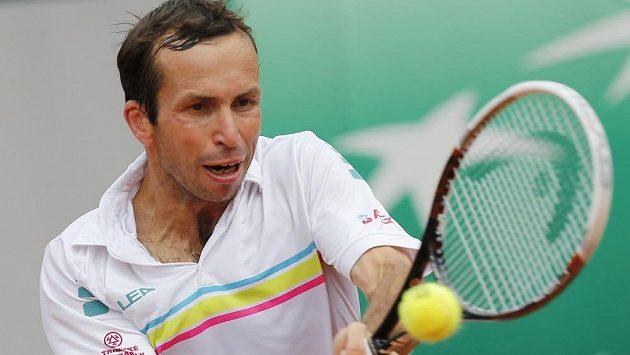 Český tenista Radek Štěpánek.