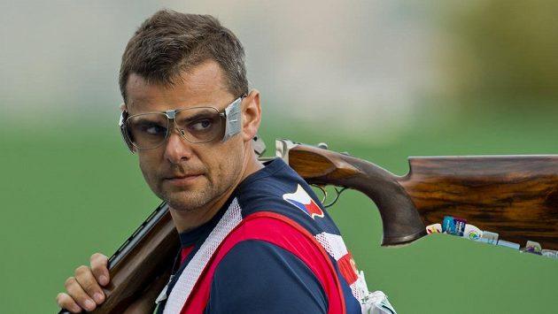 Český střelec David Kostelecký bral na OH v Riu nevděčné čtvrté místo.