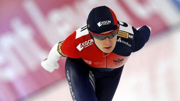 Rychlobruslařka Martina Sáblíková vybojovala na univerziádě dvě zlata.