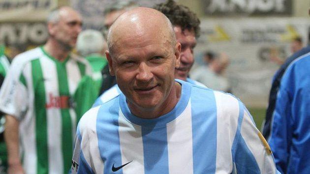 Někdejší první muž českého fotbalu a trenér Ivan Hašek.