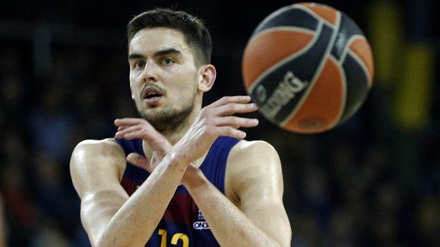 Tomáš Satoranský patří k oporám basketbalistů Barcelony.