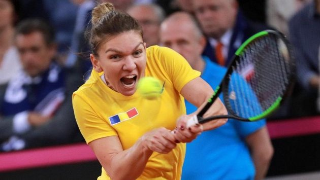 Simona Halepová uvažuje, že nebude hrát Fed Cup.