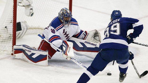 Play off rozhoduje brankář. Rangers se mohou na Henrika Lundqvista spoléhat jako na jednoho z nejlepších gólmanů vůbec.