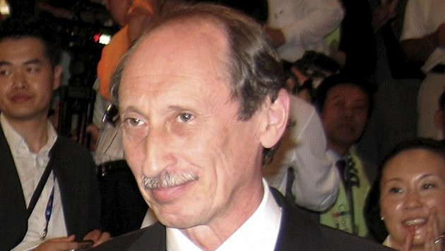 Bývalý šéf ruského atletického svazu Valentin Balachničev.