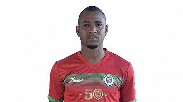Zavražděný kolumbijský fotbalista Alejandro Peñaranda Trujillo.