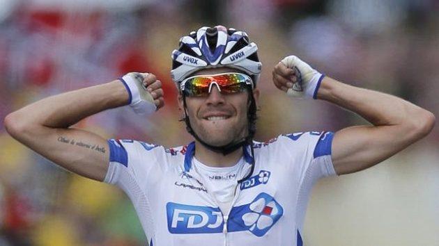 Francouzský objev loňské Tour de France Thibaut Pinot