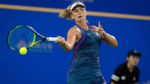 Coco Vandewegheová si finále Fed Cupu nezahraje