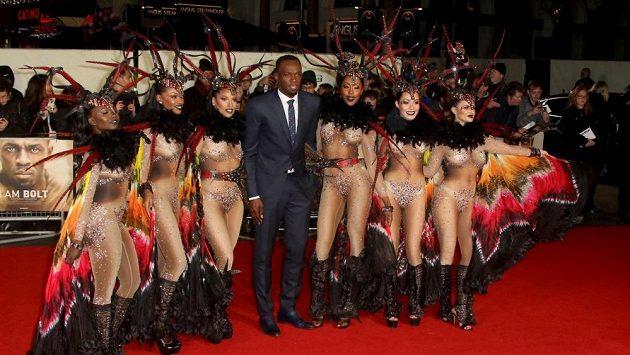 I am Bolt! A kdo je víc? Na světové premiéře filmu.