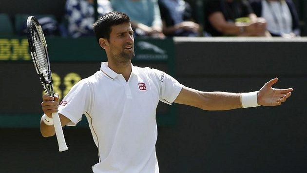Novak Djokovič se rozloučil s letošním Wimbledonem už ve 3. kole.