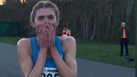 Triatlonistka Beth Potterová