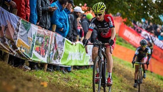 Česká bikerka Jana Czeczinkarová.