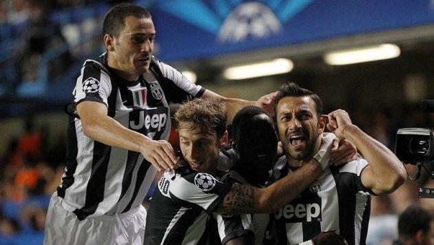 Juventus se zase mohl radovat...