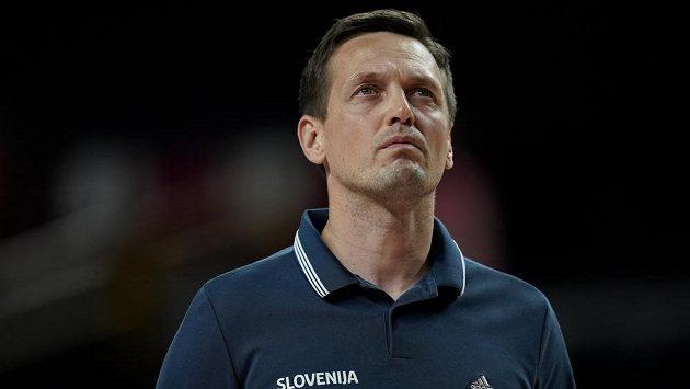 Slovinský kouč nymburských basketbalistů Aleksander Sekulič