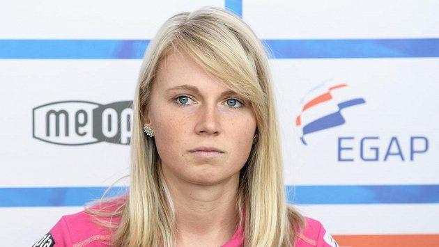Eva Puskarčíková na archivním snímku.