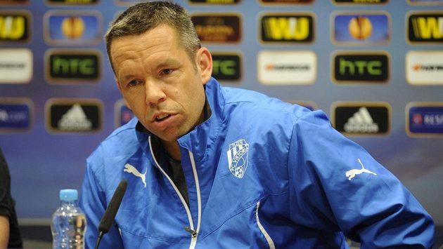 Zkušený plzeňský kapitán Pavel Horváth dává největší šance na titul Chile.