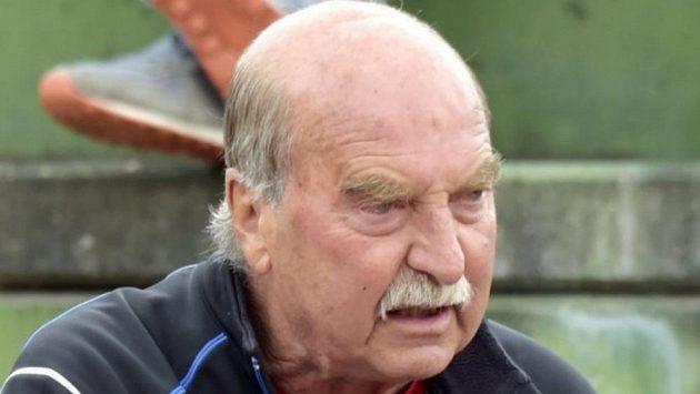 Bývalý československý daviscupový reprezentant Petr Štrobl na archivním snímku.