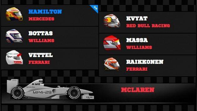 Hamilton se vydá do boje za třetím titulem.